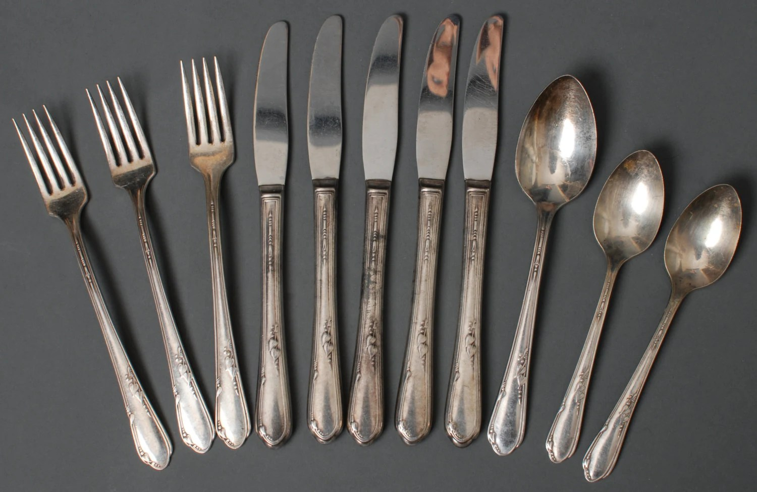 William Rogers Silver Patterns