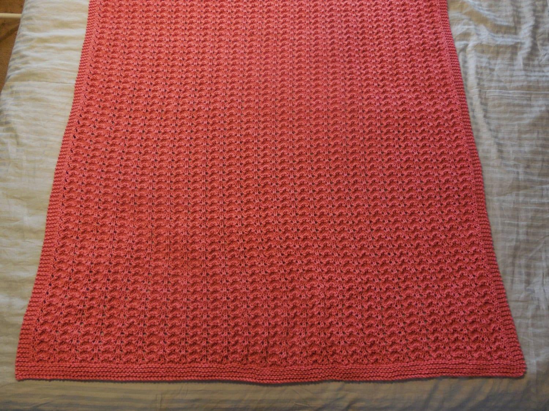 Weaved Yarn Out Blankets