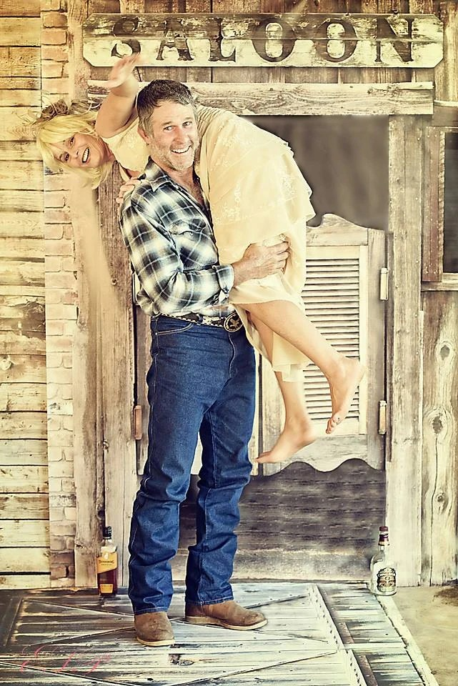 4ft X 6ft Western Photography Backdrop Cowboy Backdrop Photo