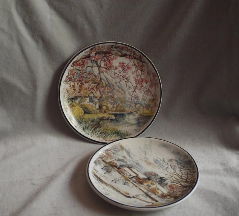 Italian wall plates wall decor dishes from italy for Plaque decorative cuisine