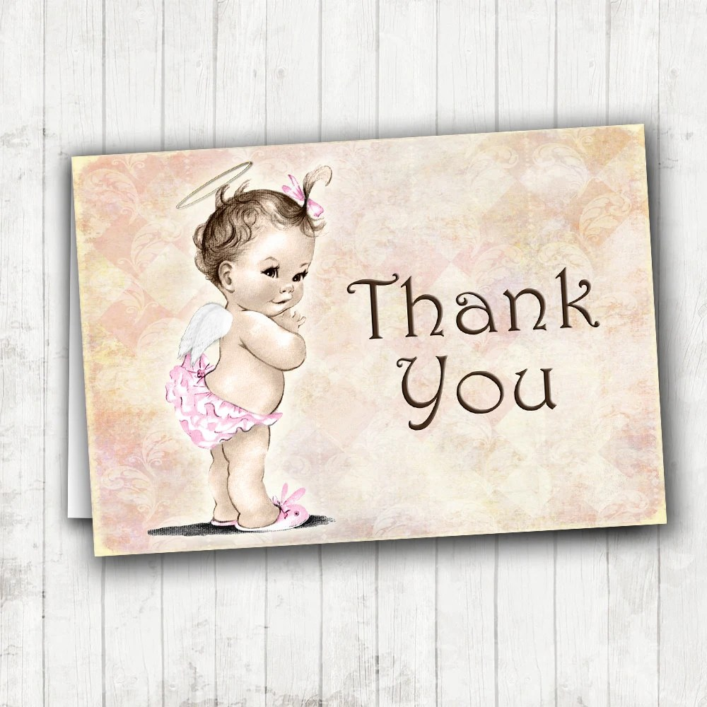 Baby Shower Invitations And Thank You Cards