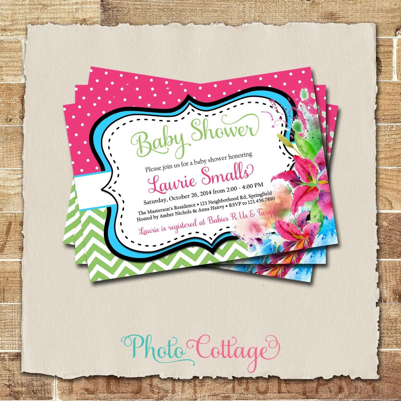 Baby Shower Invitation Quotations