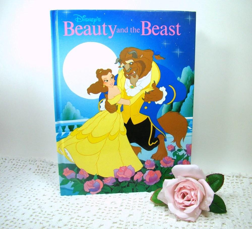 Beast Hardcover Disney Books Beauty And