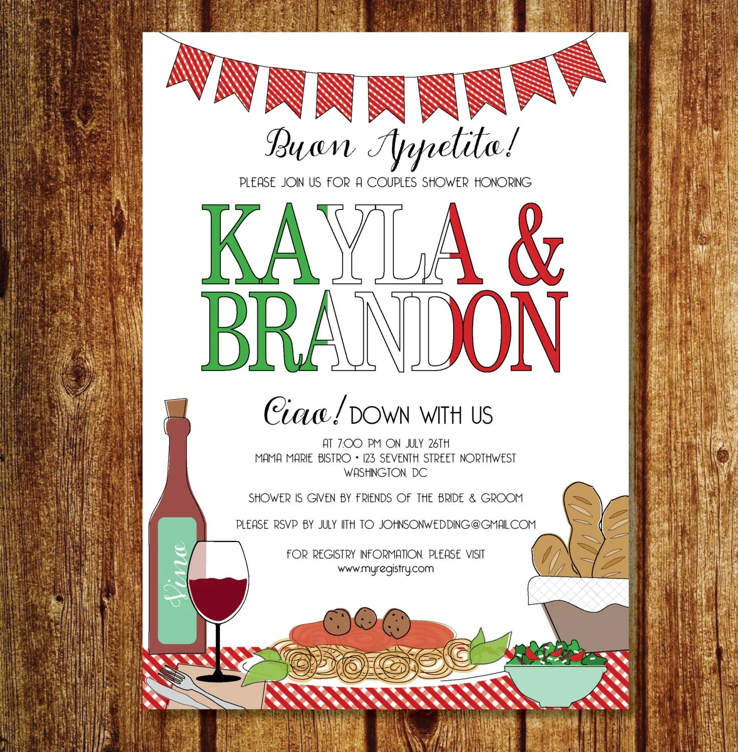 Create Your Own Wedding Invitations Online