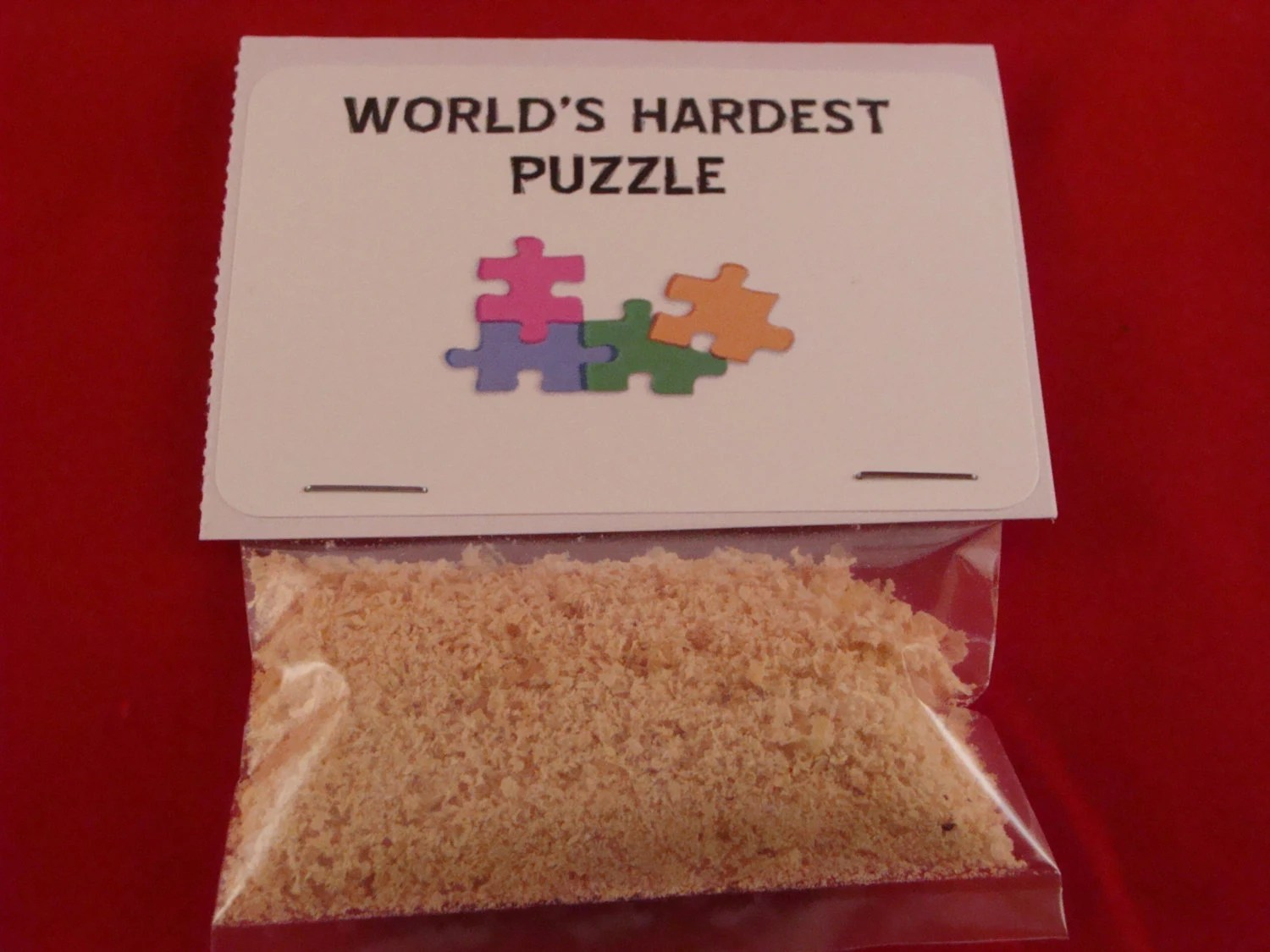 Worlds Hardest Puzzle Puzzle Novelty Gift By TylersToys4Kids