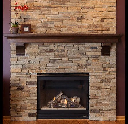 Fireplace Mantel Supports