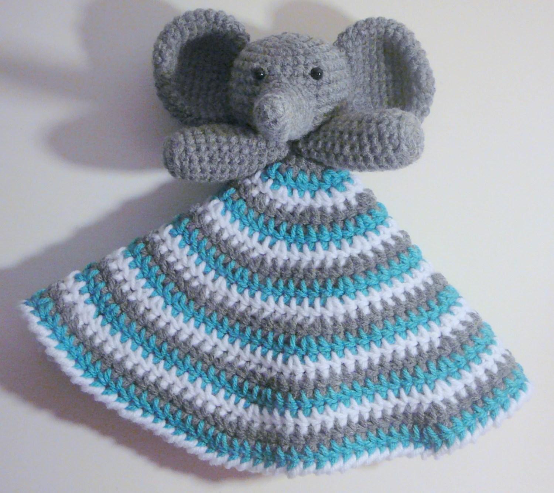 Elephant Crochet Hat Pattern