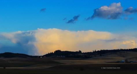 Clouds desktop wallpaper...