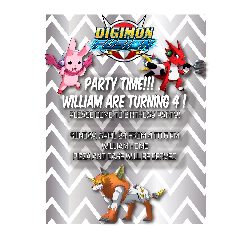 Digimon Birthday Images