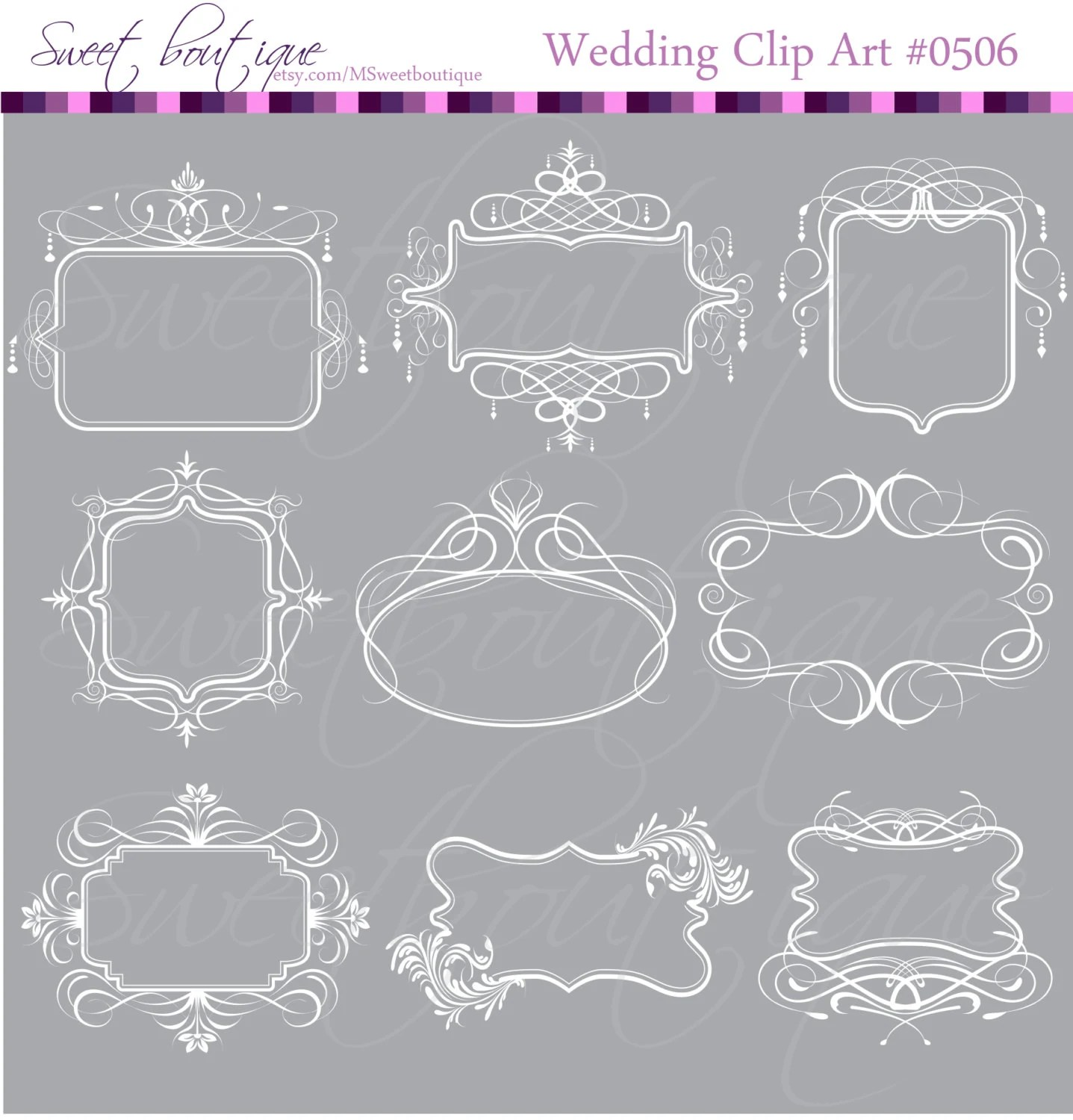 Paper Cut Out Invitations