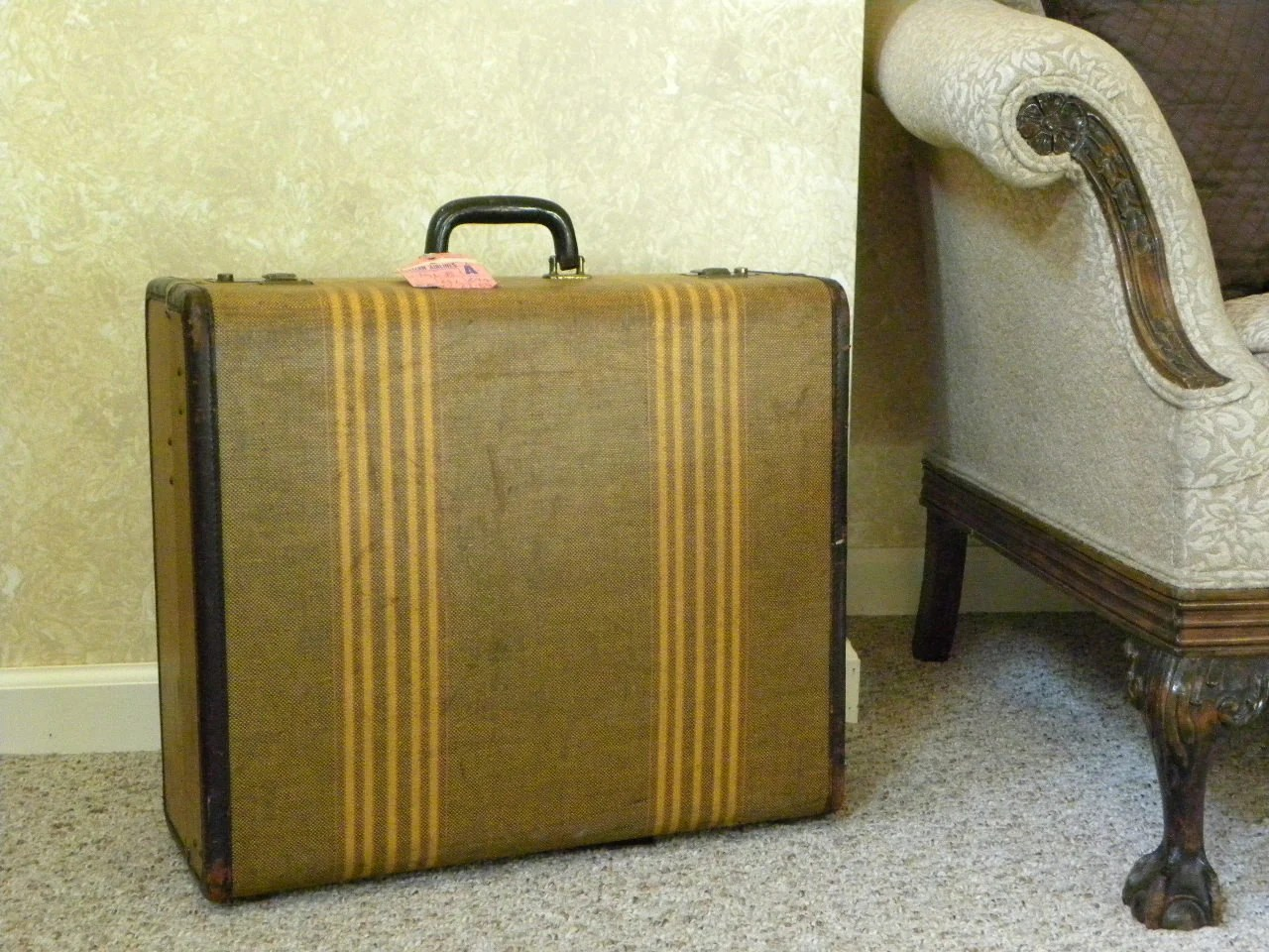 Great Suitcase Depression