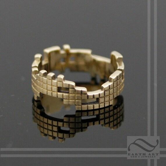 Tetris ring