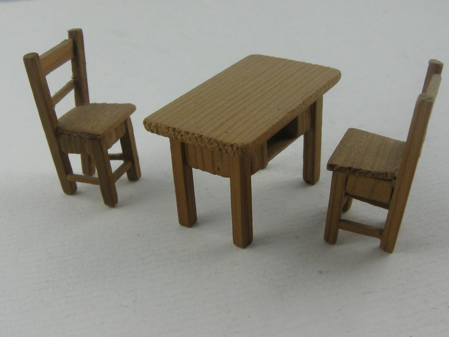 10 off miniature dollhouse furniture kitchen dining for 10 piece dining room table sets