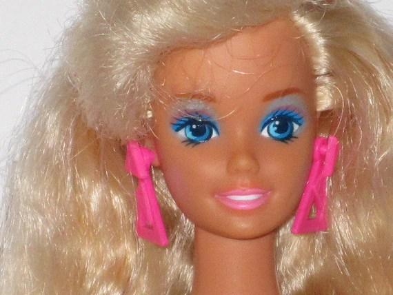 1991 Totally Hair Barbie Doll Nude Hair Down To Feet