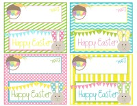 Printable happy easter tags merry christmas and happy new year 2018 printable happy easter tags negle Gallery
