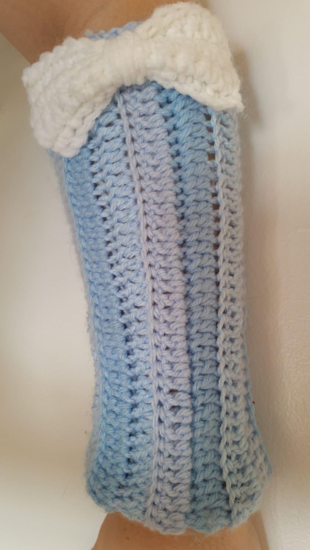 Skirt Pattern Diaper Cover Crochet Attached