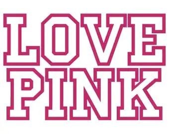 Download pink victoria secret - Etsy