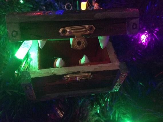 Mini wooden box- Mimic