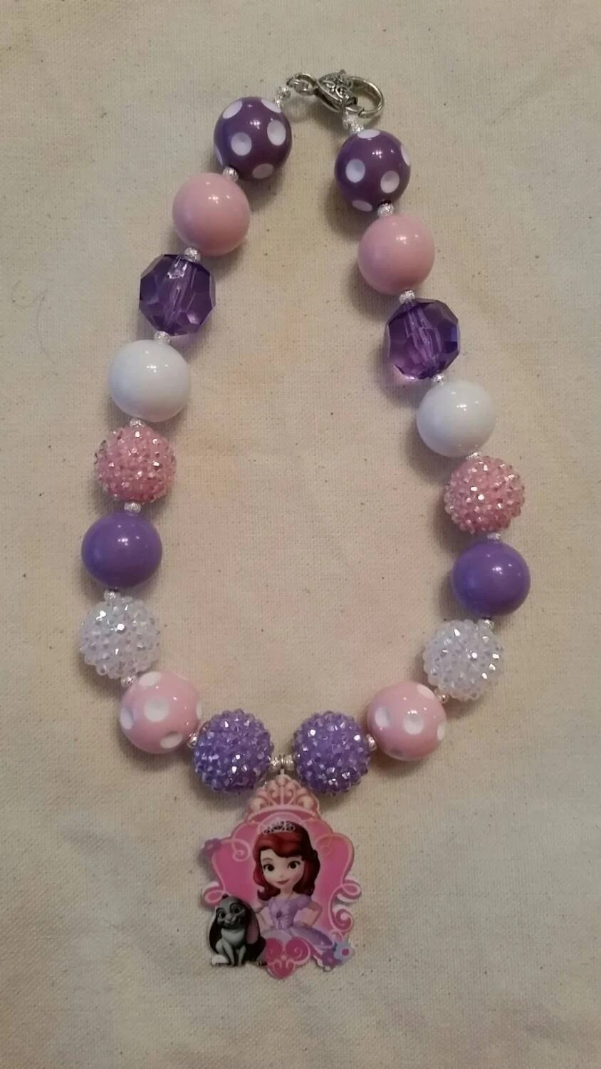 Sophia First Necklace