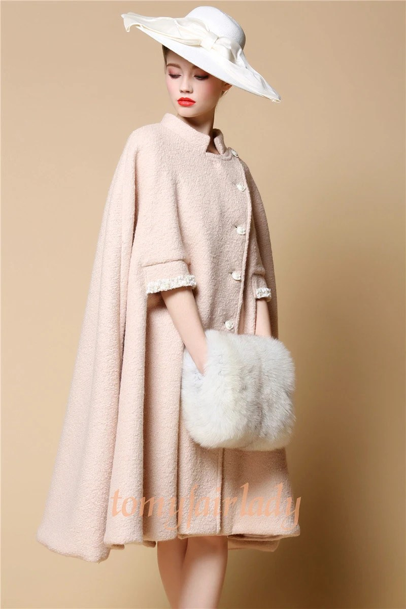 Winter Thick 3 4 Length Coats