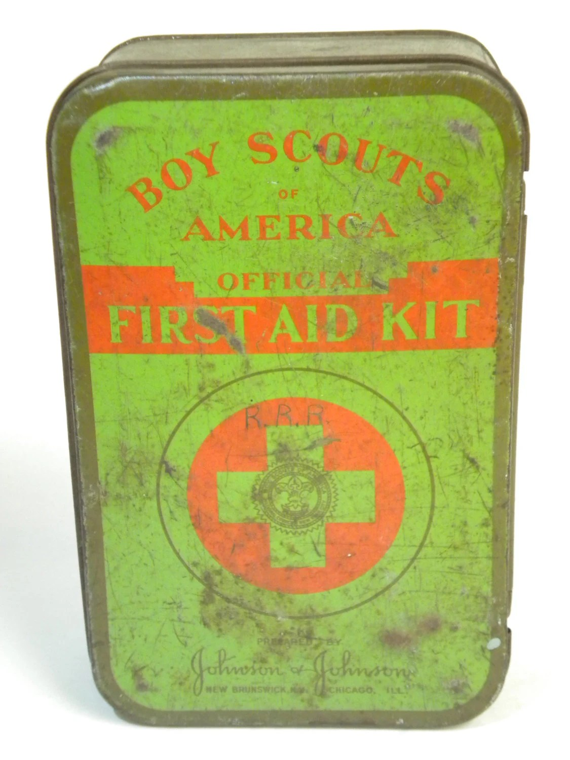 Vintage S Boy Scouts Of America First Aid By