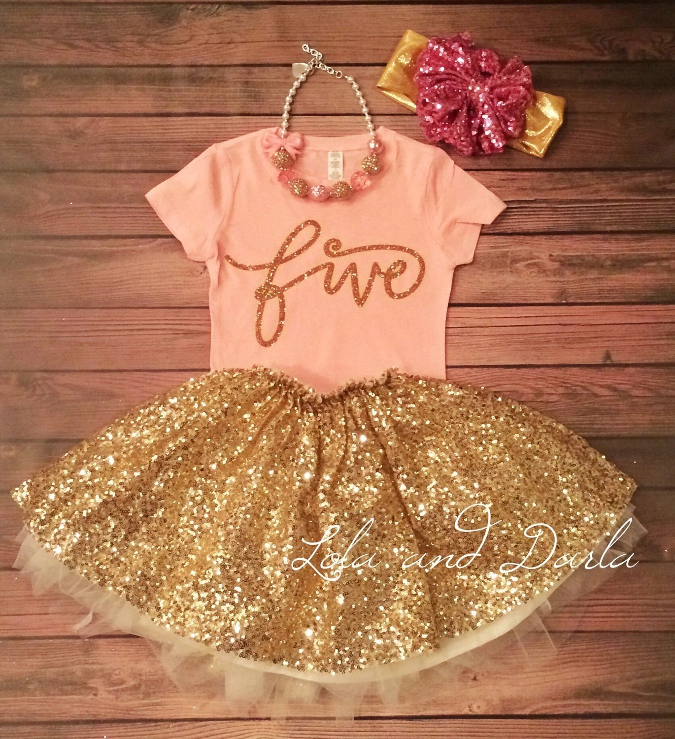 5 Year Old Birthday Outfits Girls
