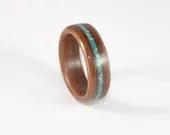 Bent Wood Ring, Rosewood ...