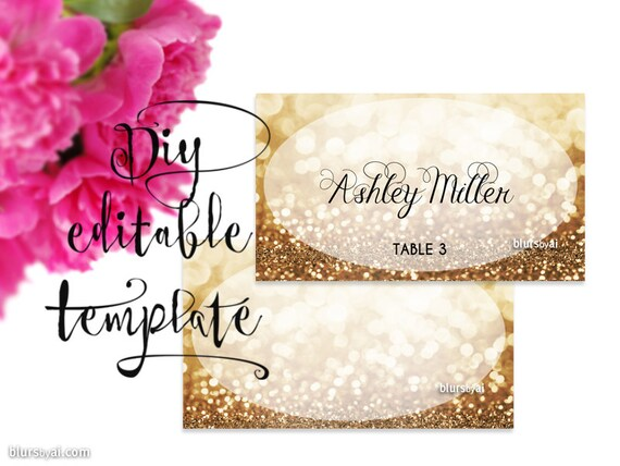 Avery Folded Business Cards