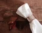 vintage linen hand embroidered napkins