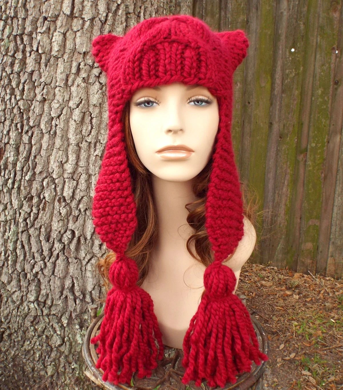 Knit Slouch Womens Boots