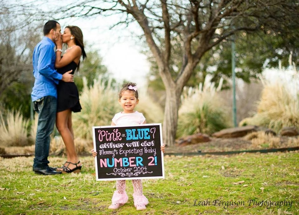 Pink Or Blue Either Will Do Mommys By CustomChalkPosters