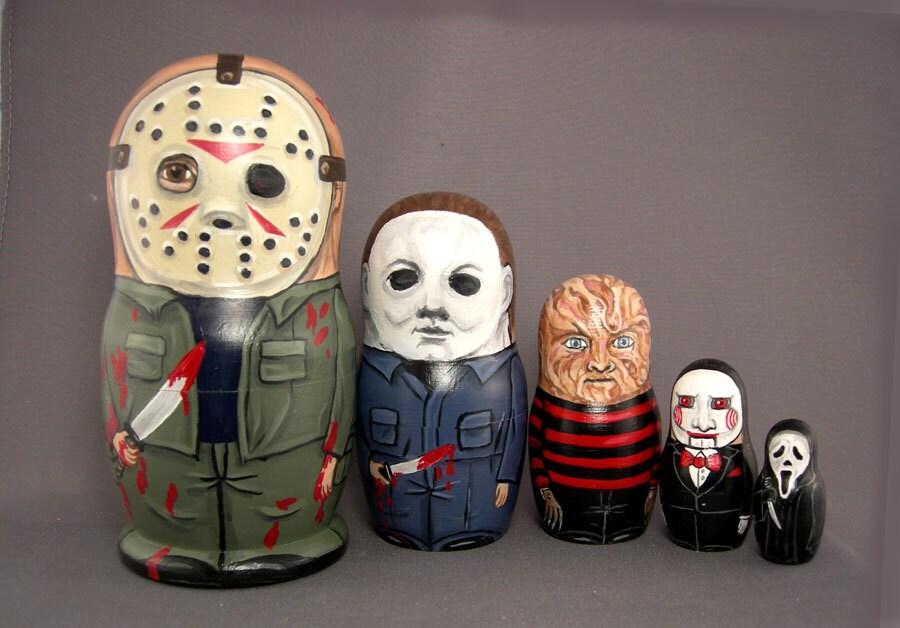 Jason Dolls Friday 13th