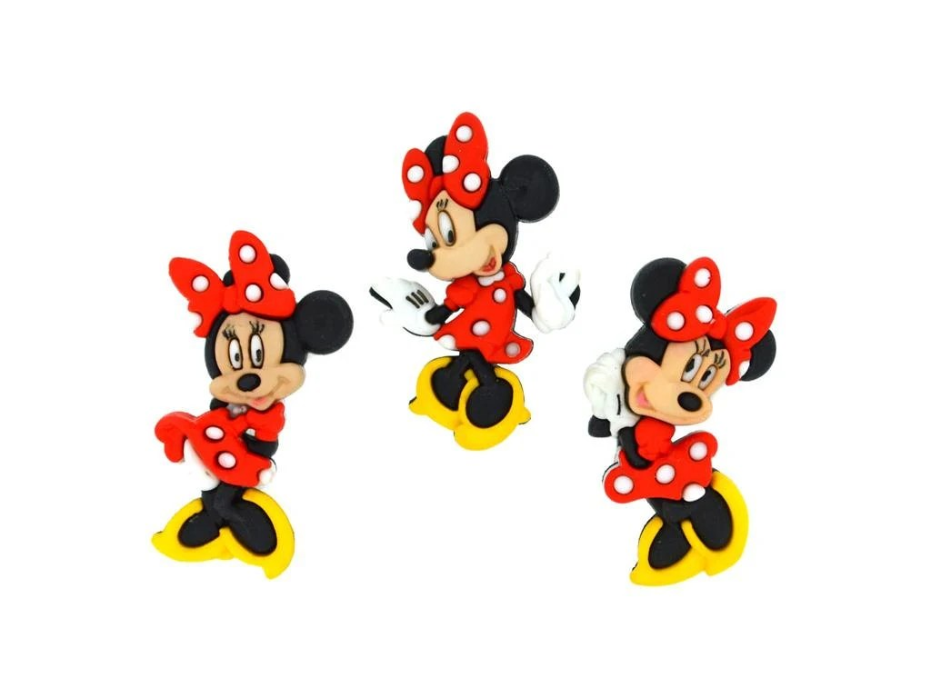 Character Buttons Disney Sewing