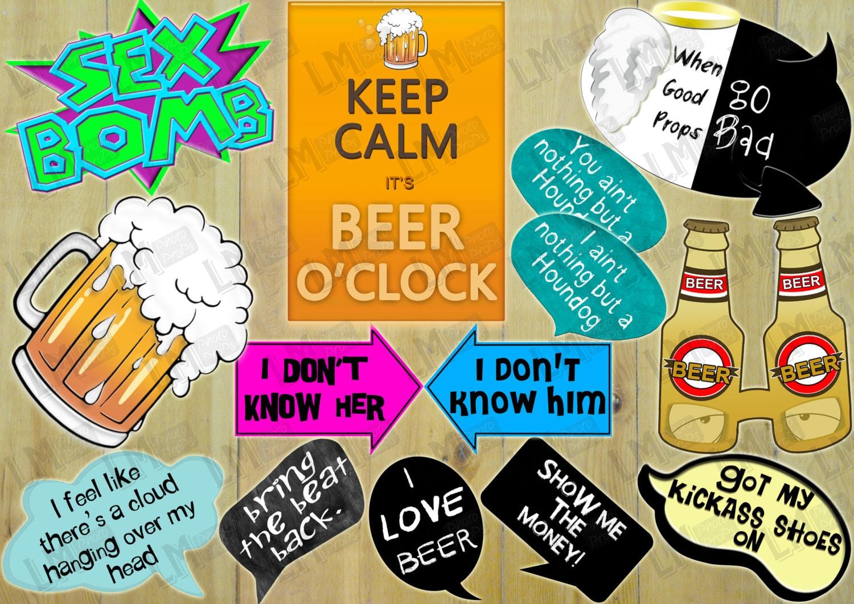 Keep Calm Aint No Party
