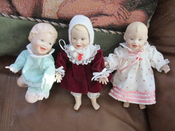 Ashton Drake Dolls 1980s