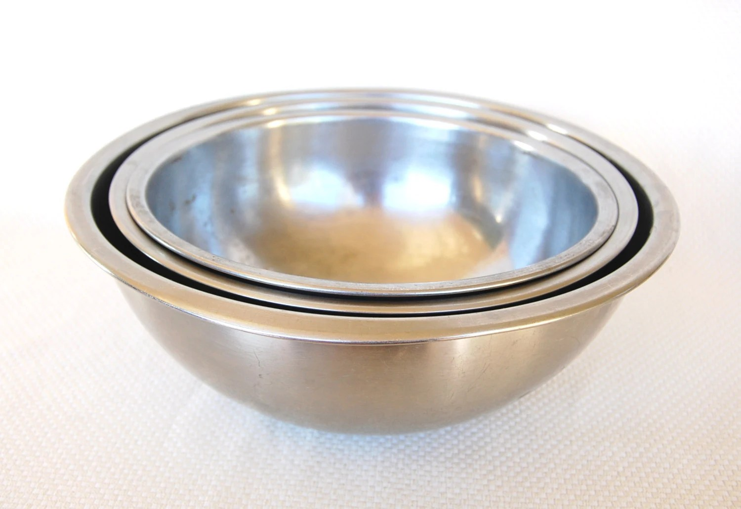 Vollrath Stainless Steel Mixing Bowls