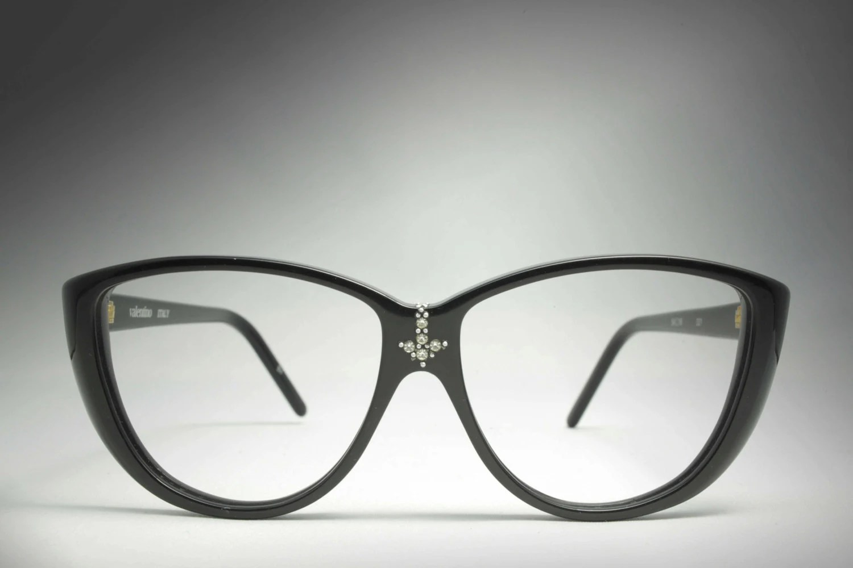 Valentino Eyeglass Frames 2015 : Valentino vintage eyeglasses NOS Haute Juice