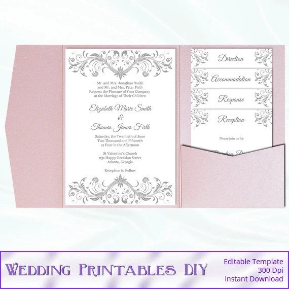 Printable Invitations Office Depot