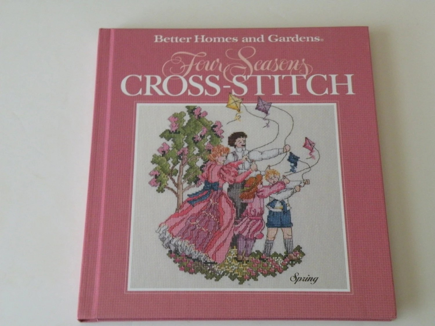 Better Homes And Gardens Four Seasons Cross-Stitch By Better