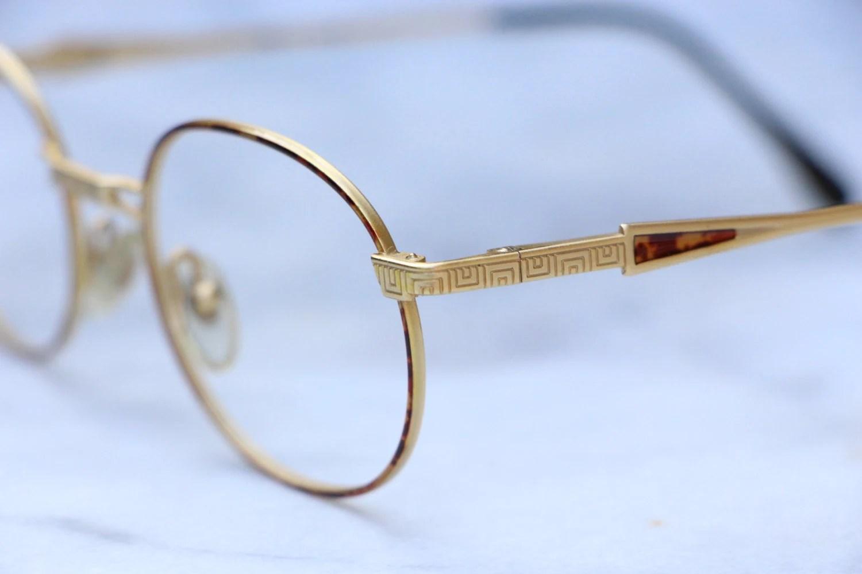 Glasses Frames Little Rock Ar : Original Sting* by ATAIR gold glasses New Vintage Retro ...