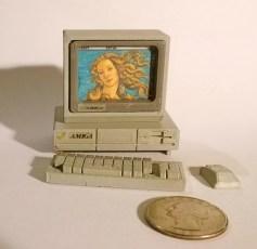 Mini Amiga A1000 - 3D imprimés !