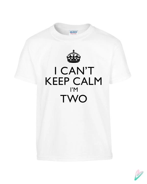 Keep Two Im Calm Can I T