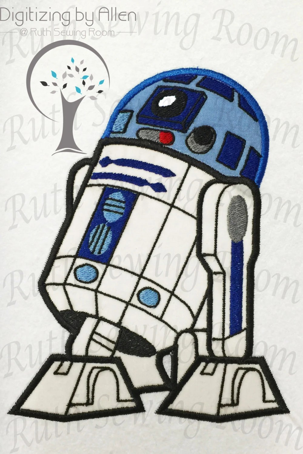 Star Wars Embroidery Patterns