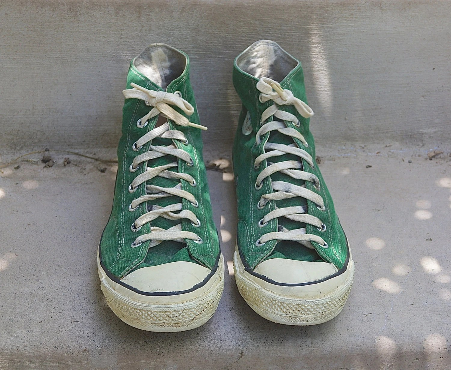 Men Star Black Static And Converse All Sneakers Mid Top Green