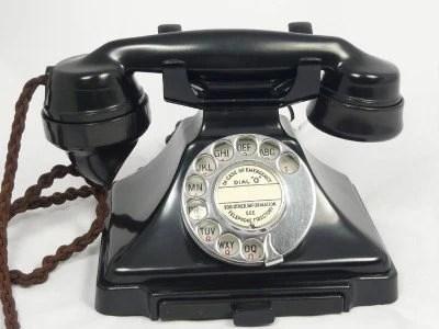 Art Deco Reproduction Telephone