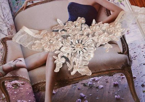 Wedding Garters Bridal Garters Lace Garter Wedding By