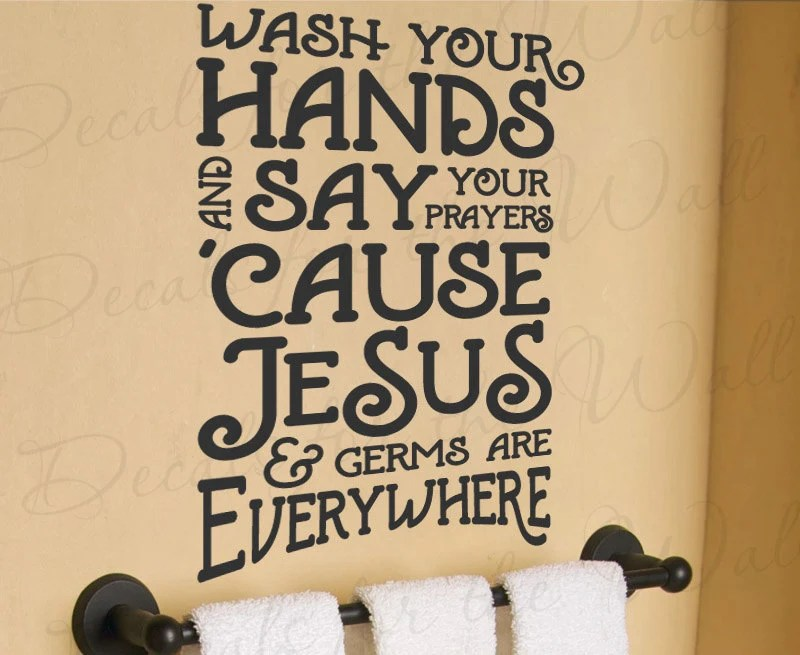 Hand Jesus Quotes Your