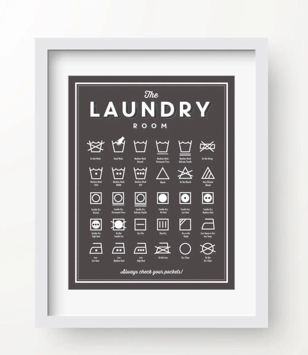 Laundry Room Decor Slate Color Laundry Wall Decor Laundry
