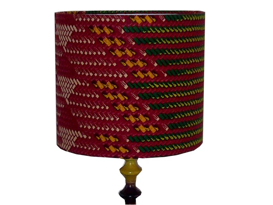 Tribal African Lampshade Mothers Day Gift 20cm By