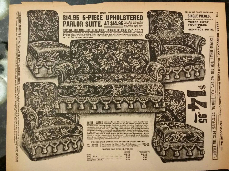 Vintage Furniture Catalog 13
